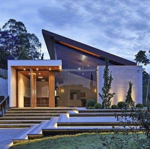 Construcciones casas minimalistas