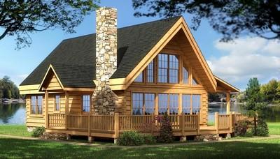 Casas de madera baratas precios